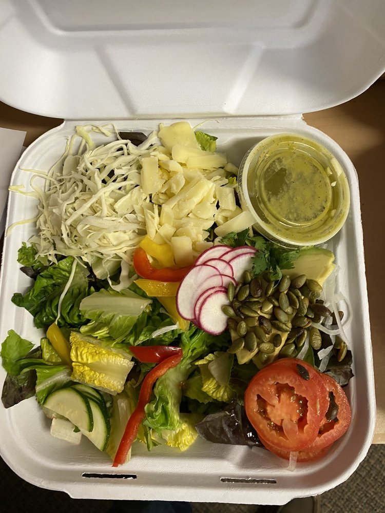 Food from Rodeo Mexican Kitchen