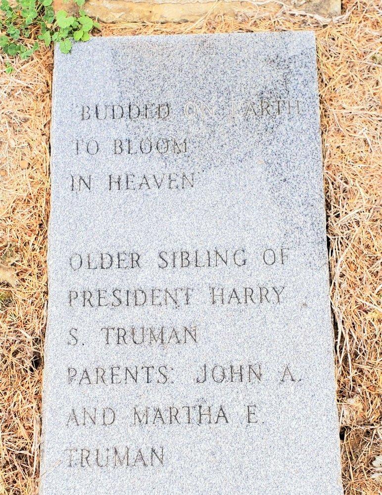 Harry S Truman Birthplace State Historic Site: 1009 Truman St, Lamar, MO