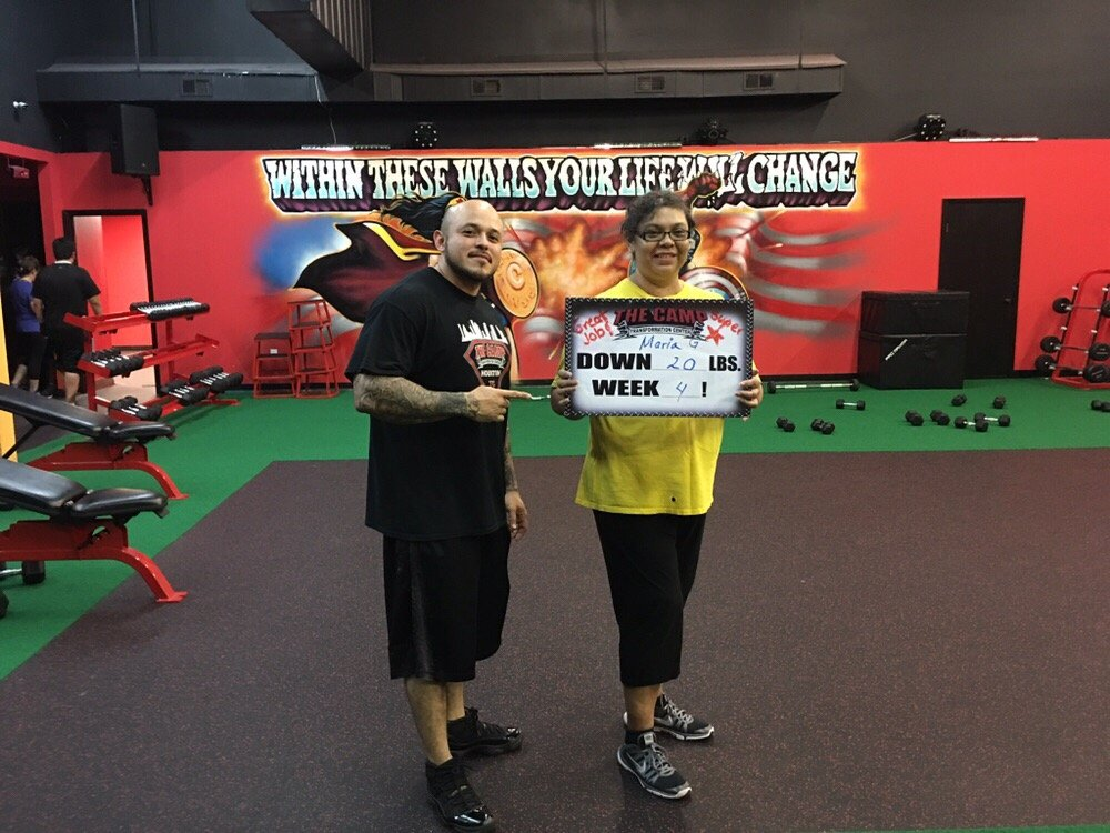 6 Week Weight Loss Challenger Met Her 20 Pound Weight Loss Goal In