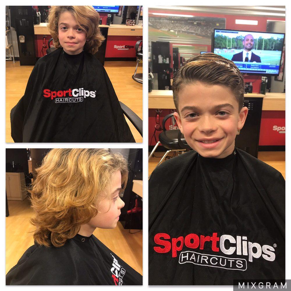 Sport Clips Haircuts Of Burlington Closed 16 Reviews Mens
