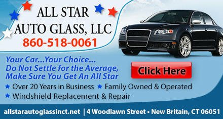 Photo of All Star Auto Glass - New Britain, CT, United States. Ad