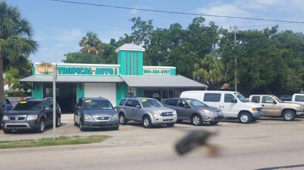 tropical auto used car dealers 2905 n ponce de leon blvd st augustine fl phone number. Black Bedroom Furniture Sets. Home Design Ideas