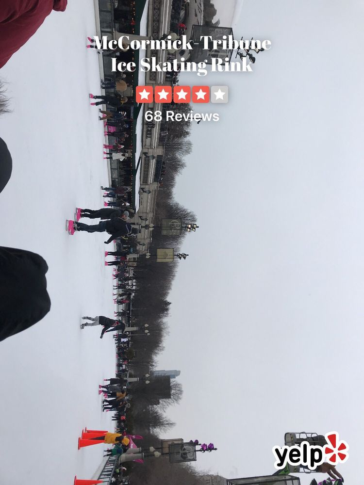 PinkRink sponsored by Lyft - Yelp