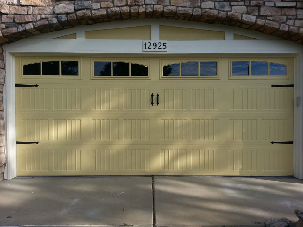 Colorado premier garage doors gate systems 14 reviews for Premier garage doors