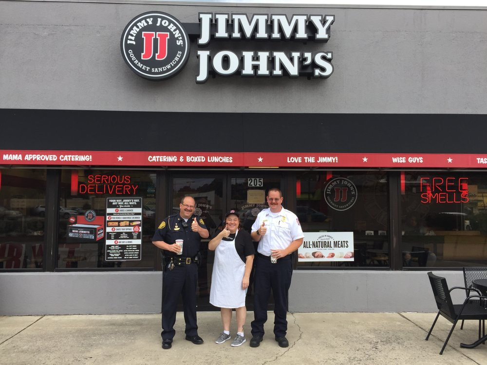 Jimmy John's: 205 Town Center Dr, Ashland, KY