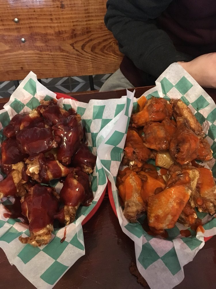All American Bar Grill: 125 S Oak St, Pecos, TX