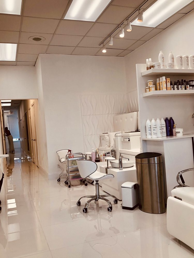 By Angels Salon & Spa: 1013 Kane Concourse, Bay Harbor Islands, FL