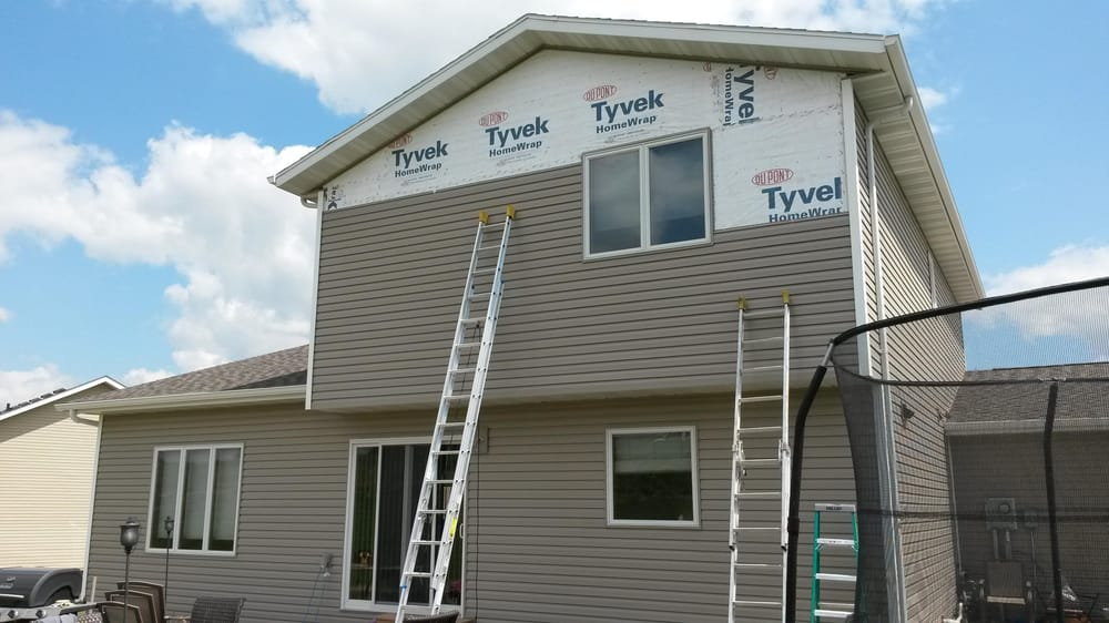 Volkert Siding and Exteriors: Bismarck, ND