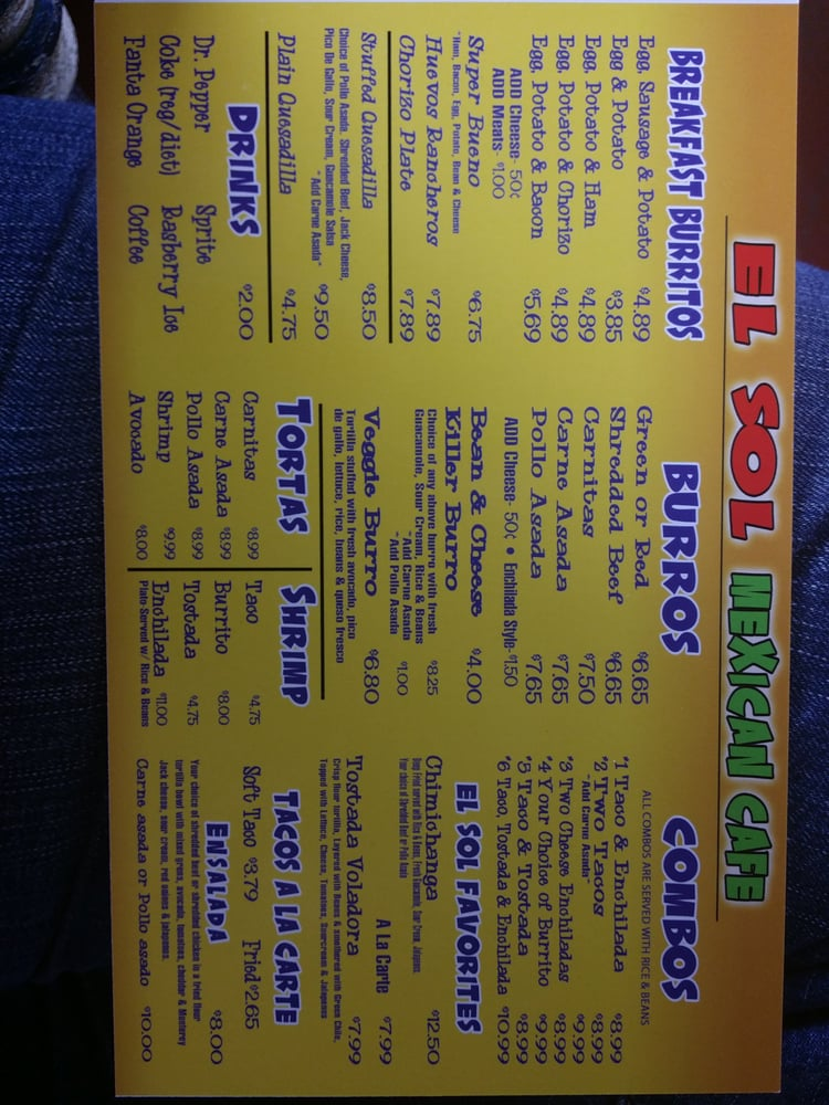 Mexican Restaurants Chandler