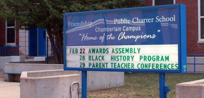 Chamberlain Elementary Charter School
