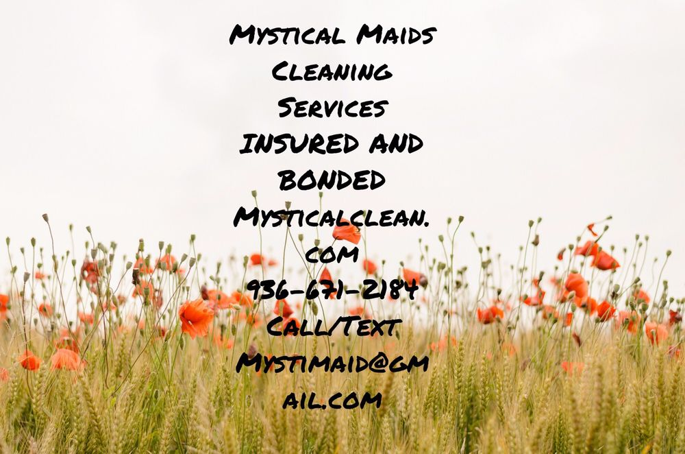 Mystical Maids Cleaning Services: 6110 Fm 328, Huntington, TX