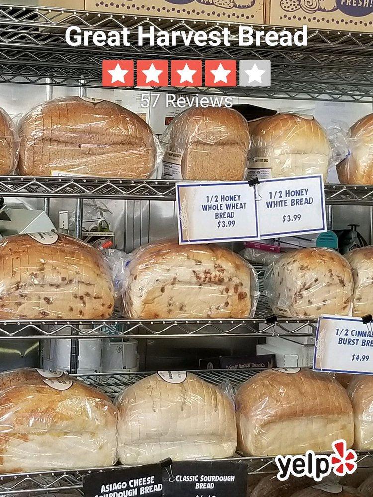 Great Harvest Bread: 1201 E Spring Creek Pkwy, Plano, TX