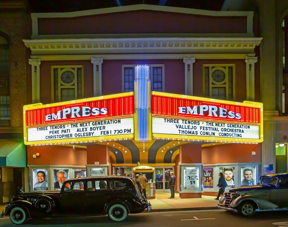 Social Spots from The Empress Theatre