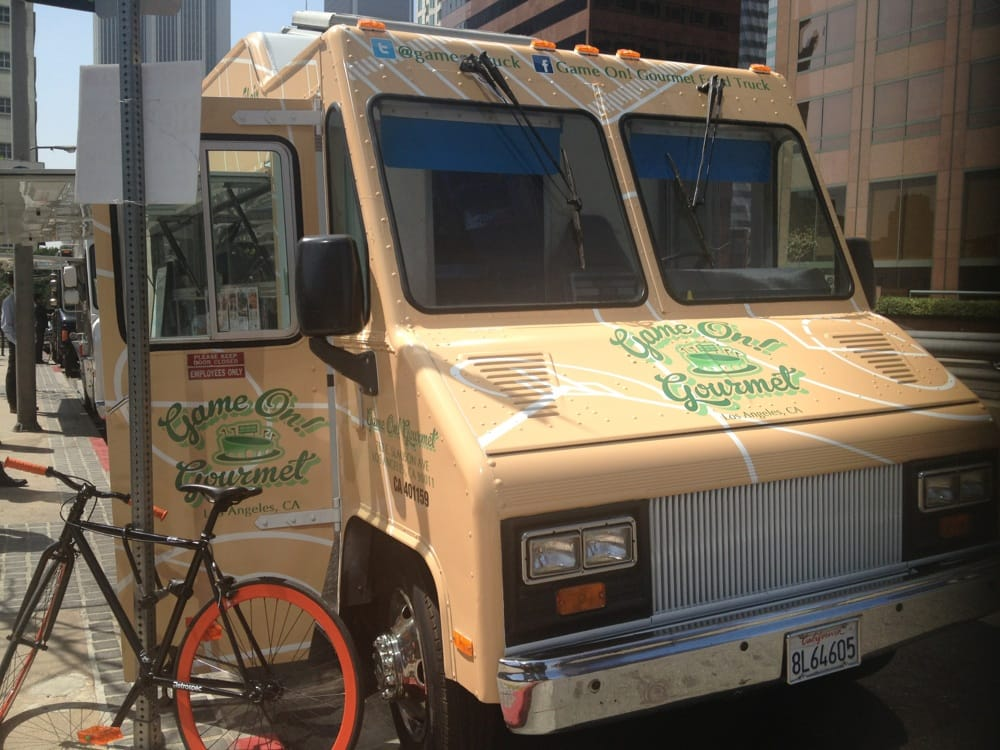 Game On! Gourmet Food Truck