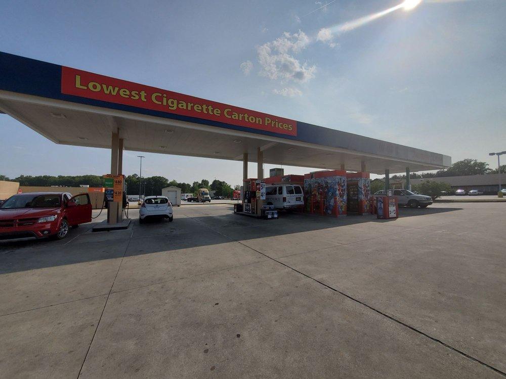 Murphy Oil USA - Gas Stations - 2211 Harrison Rd SE, Thomson