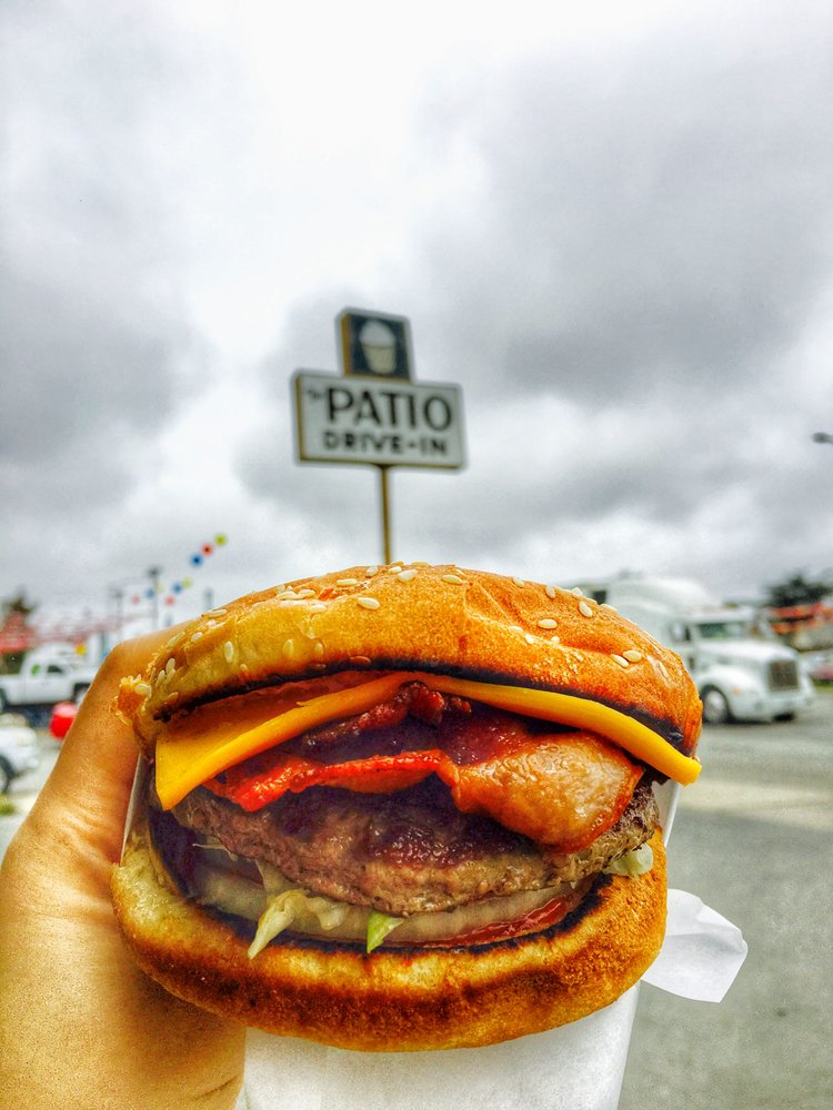 Patio Drive In: 11616 Merritt St, Castroville, CA
