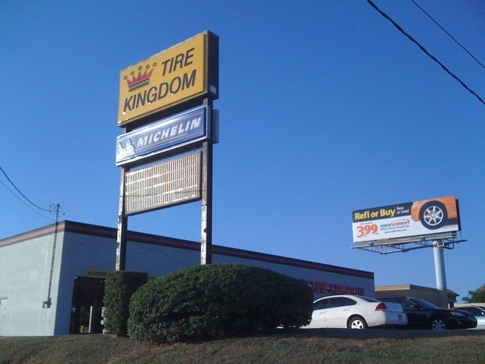 Tire Shop Open Late >> Tire Kingdom - Tires - 5121 S Florida Ave, Lakeland, FL ...