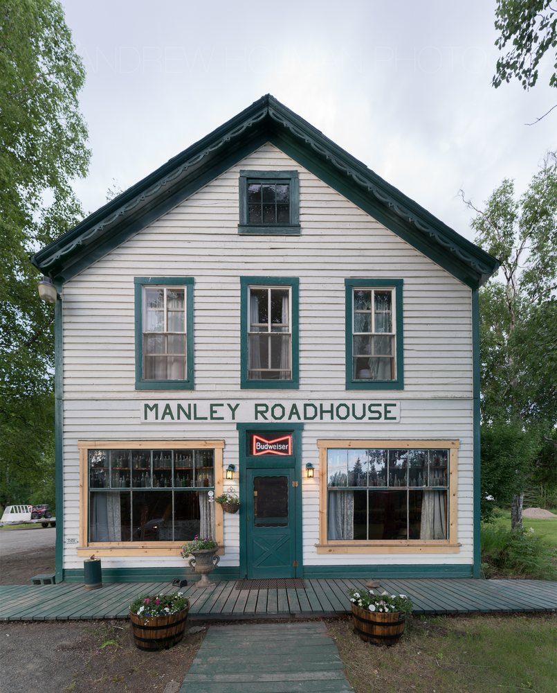 Manley Roadhouse: 100 Front St, Manley Hot Springs, AK