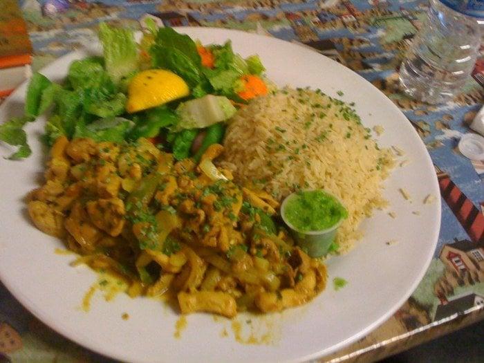 tariq restaurant ferm 201 cuisine africaine 5064 e mcdowell rd az 201 tats unis