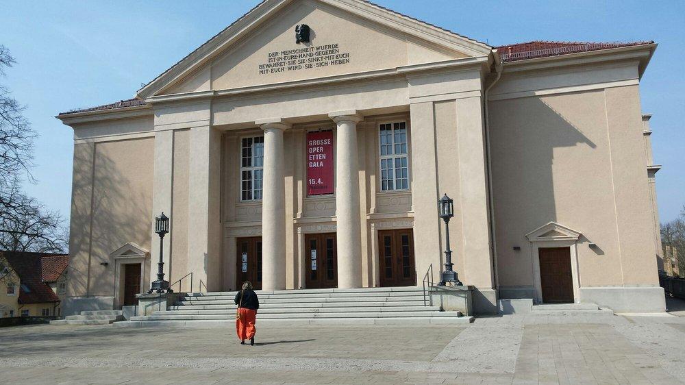 Landestheater Mecklenburg