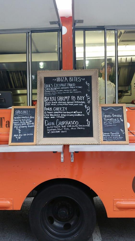 Ibiza Bites Food Truck