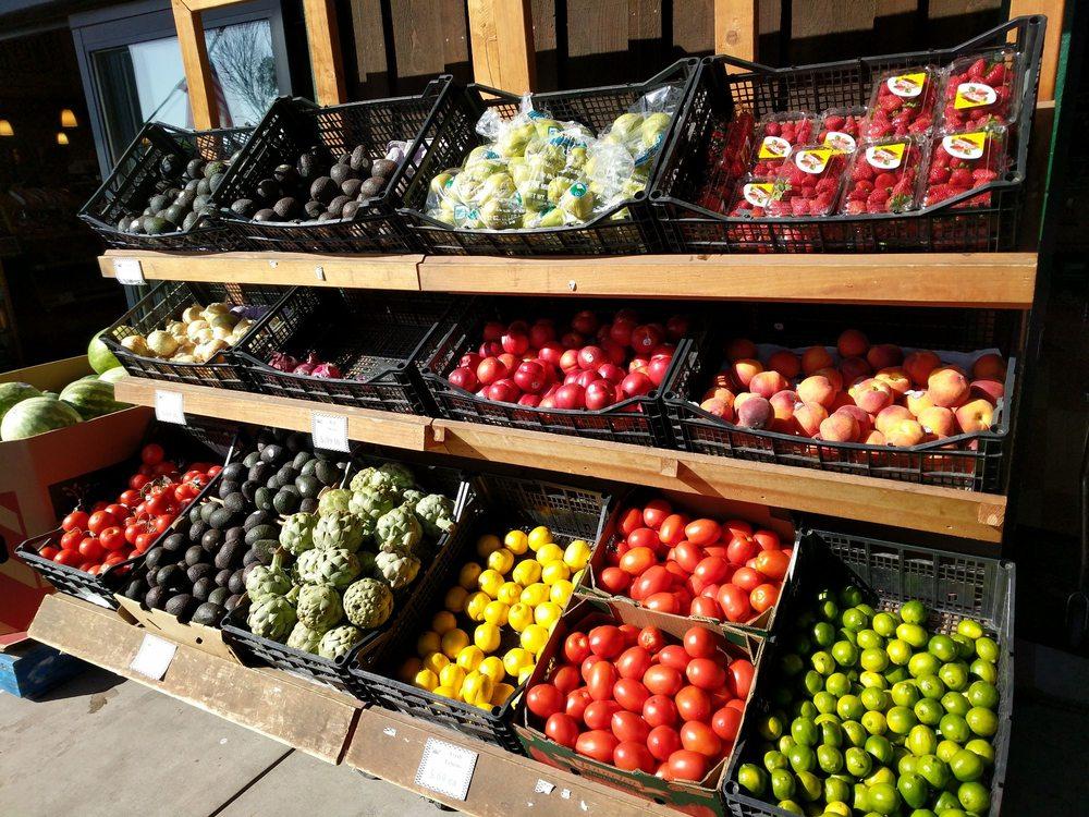 JJ's Market: 2792 S Halcyon Rd, Arroyo Grande, CA