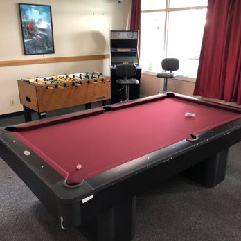 Pool Table Install With New Felt Replacement In Elk Grove