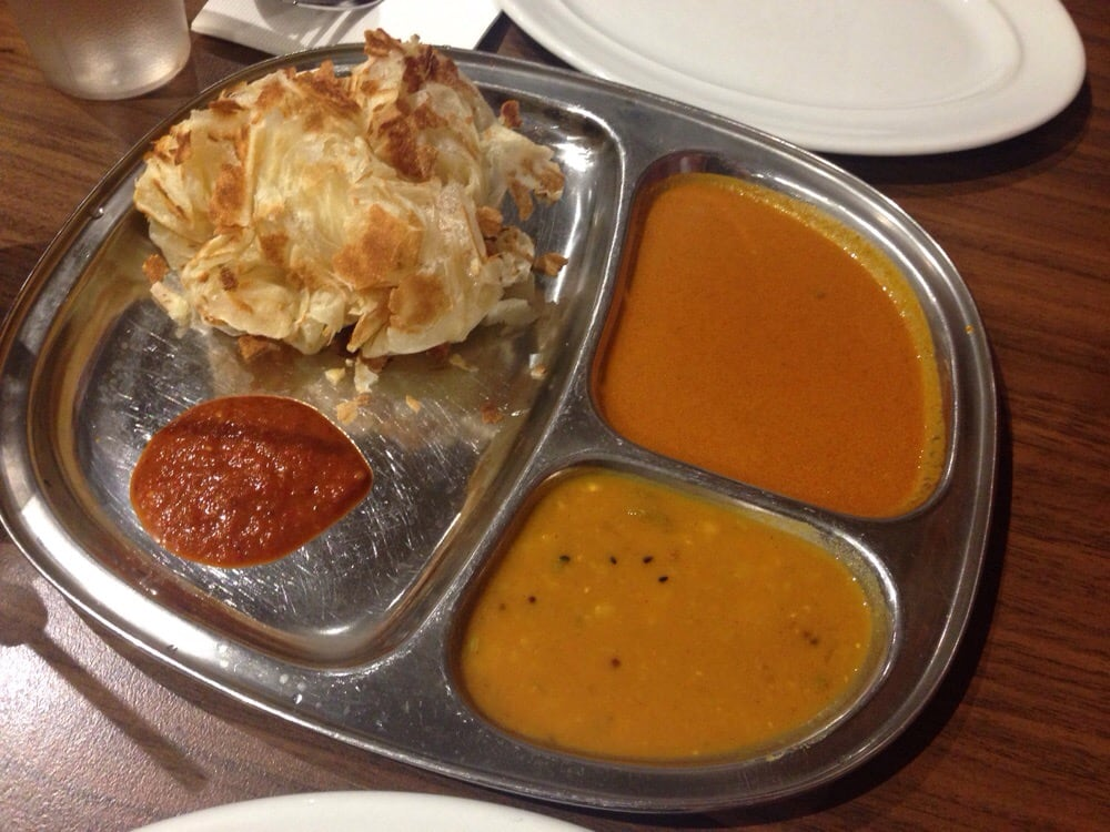 how to make roti canai curry sauce