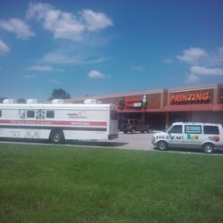 Minuteman press printing services 101 south plz london ky photo of minuteman press london ky united states minuteman press blood drive malvernweather Choice Image