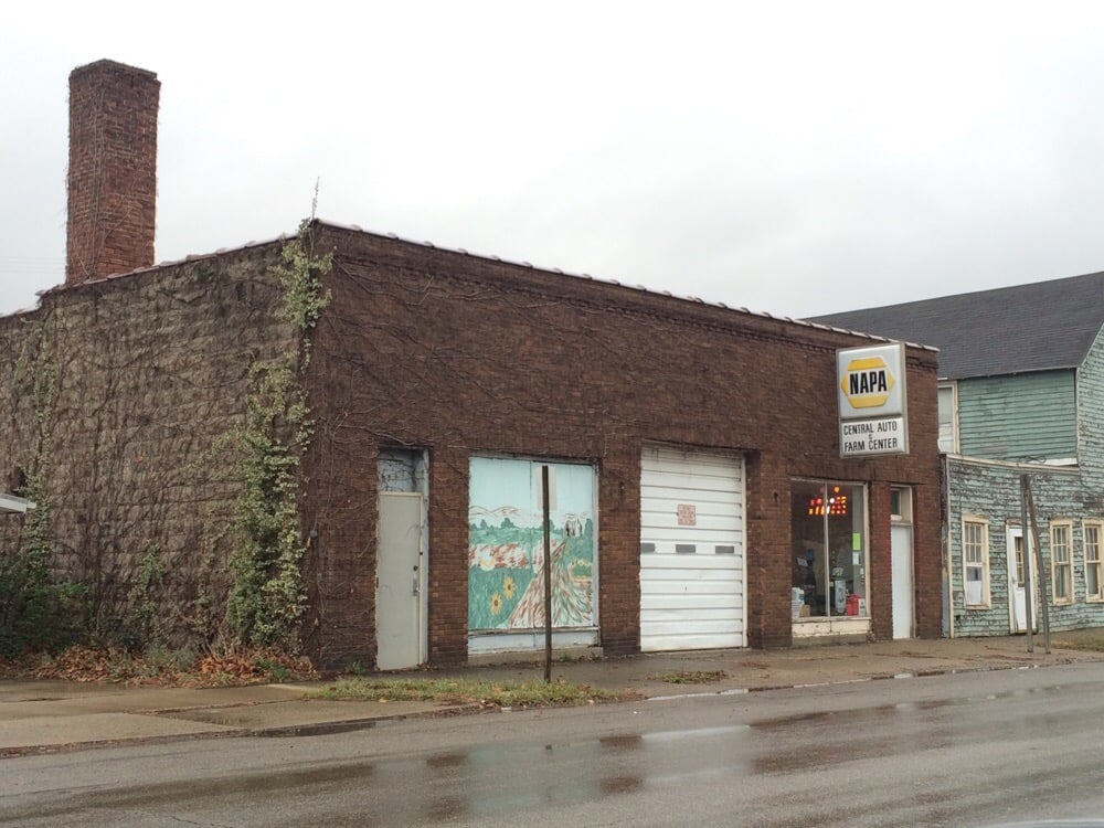 Napa Auto Parts: 43 Main St, Frankfort, OH