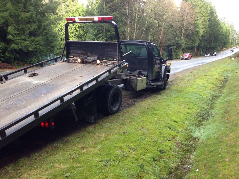Towing business in Gig Harbor, WA