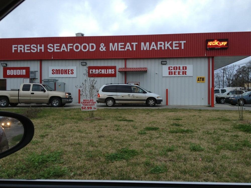 Crawfish Nest: 805 W 2nd St, Crowley, LA