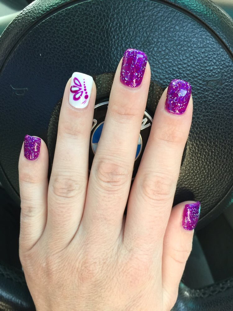 Right hand for Lupus Awareness month - Yelp