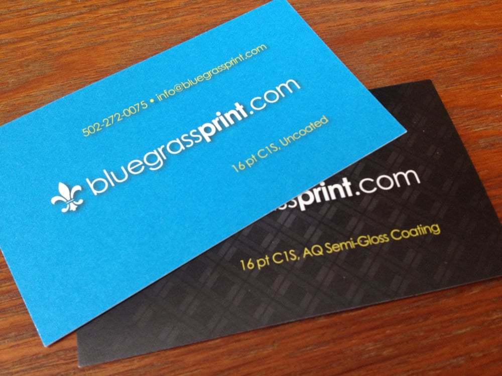 Bluegrass Print - Printing Services - Louisville, KY - Phone Number ...