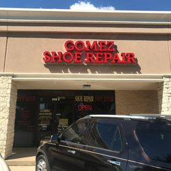 Awesome Gomez Shoe Repair