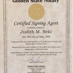 Seki Notary Service - 10 Reviews - Notaries - San Gabriel