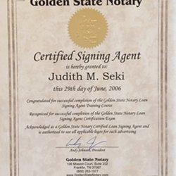 Seki Notary Service - 10 Reviews - Notaries - San Gabriel