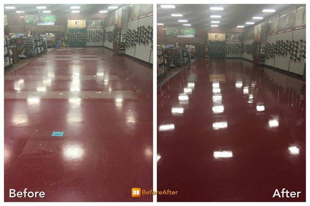 OCD Building Maintenance: 108 Rose, Britton, MI