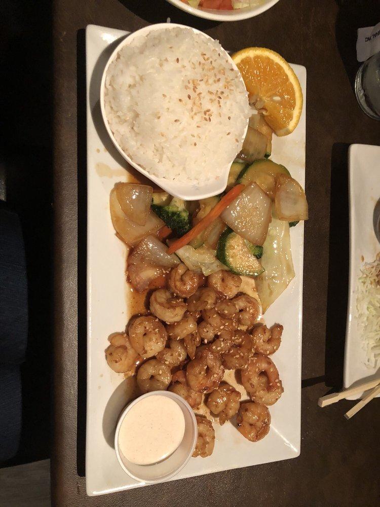 Tsunami Japanese Sushi Bar and Grill: 106 E North St, Greenville, SC