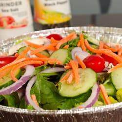 Leaf Salad Bar 14 Photos Liveraw Food 2319 Jolly Rd Okemos