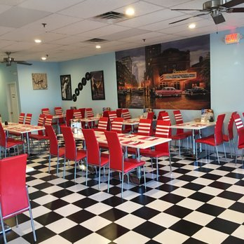 Photo Of Kayla S Diner Peabody Ma United States Dining Room
