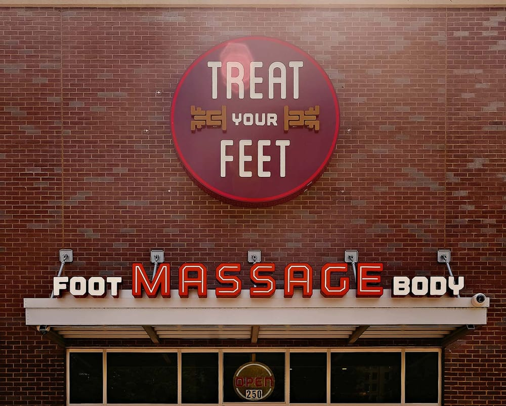 Treat Your Feet Buckhead
