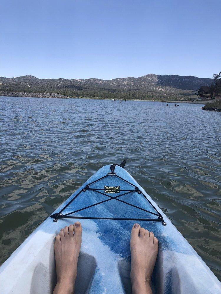 Paddles And Pedals: 40545 N Shore Ln, Big Bear, CA