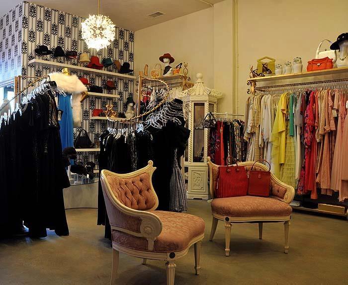 Vintage Clothing Boutiques