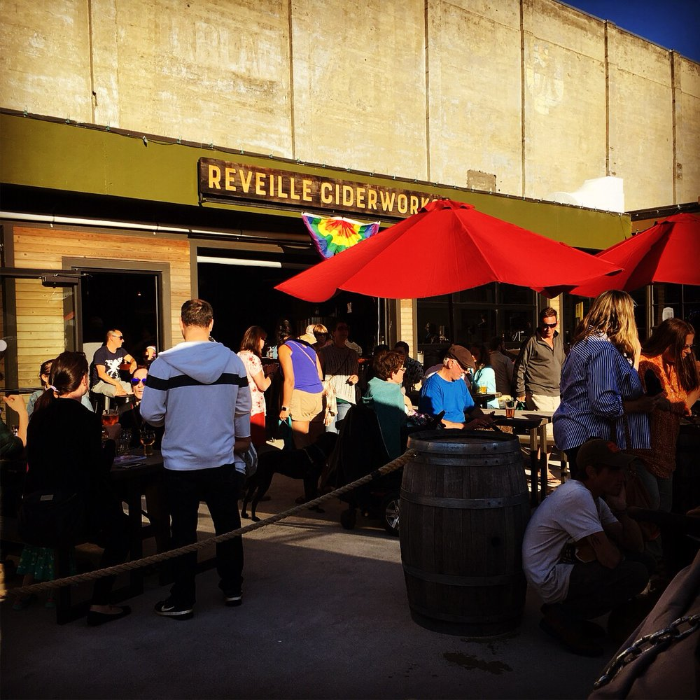 Reveille Ciderworks: 1343 Duane St, Astoria, OR