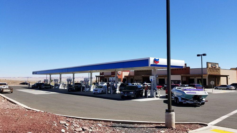 Chevron: 11230 N US Highway 89, Flagstaff, AZ