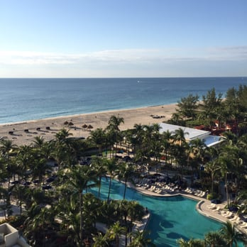 Fort Lauderdale Marriott Harbor Beach Resort & Spa - 284 ...