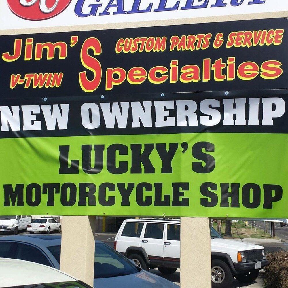 Oil Change Deals Near Me >> Lucky's Motorcycle Shop - Motorcycle Gear - 1233 E ...