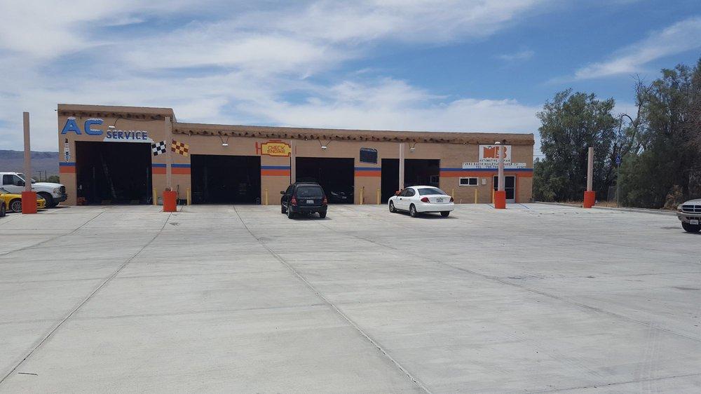 M B Automotive Repair: 72882 Baker Blvd, Baker, CA