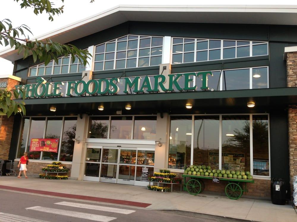 Whole Foods  West Mcewen Dr